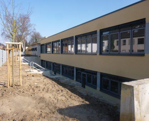 Erweiterung + Sanierung der Grundschule Forststraße in Köln