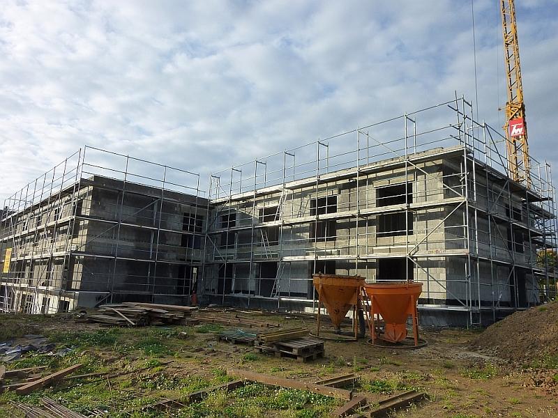 Erweiterung Altenzentrum in Hamm / Sieg