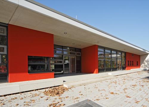Ganztagsschule in Köln-Merheim