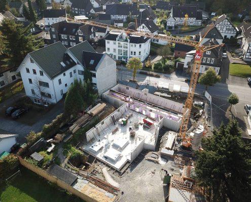 Wohn- und Geschäftshaus in Oberwiehl