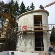 Neubau einer Kapelle in Morsbach