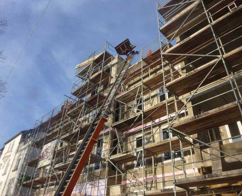Mehrfamilienhaus in Siegen mit 24 Wohnungen