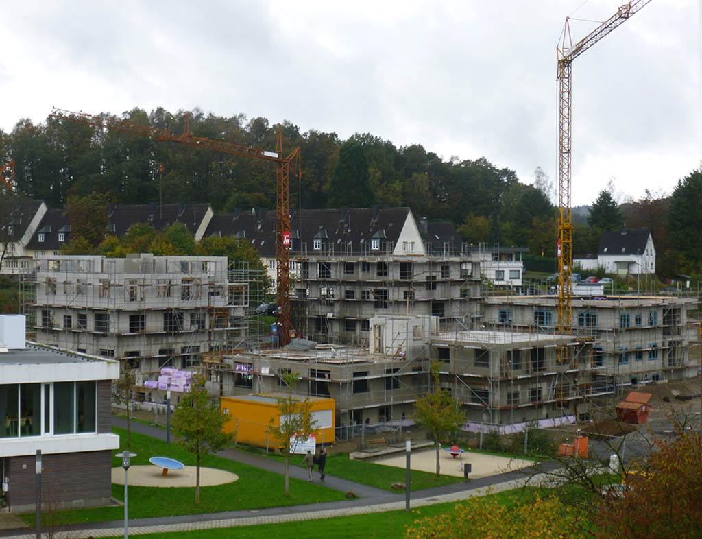 Neues Wohnen in Gummersbach mit Tiefgarage